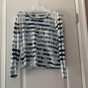 Stateside Tie-dye long sleeved t-shirt